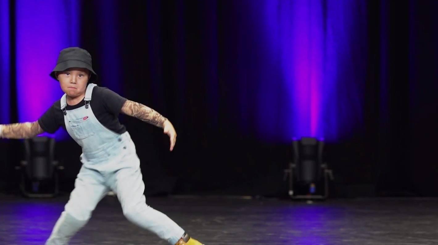 KEA Kids News: Six-year-old already a hip hop dance veteran
