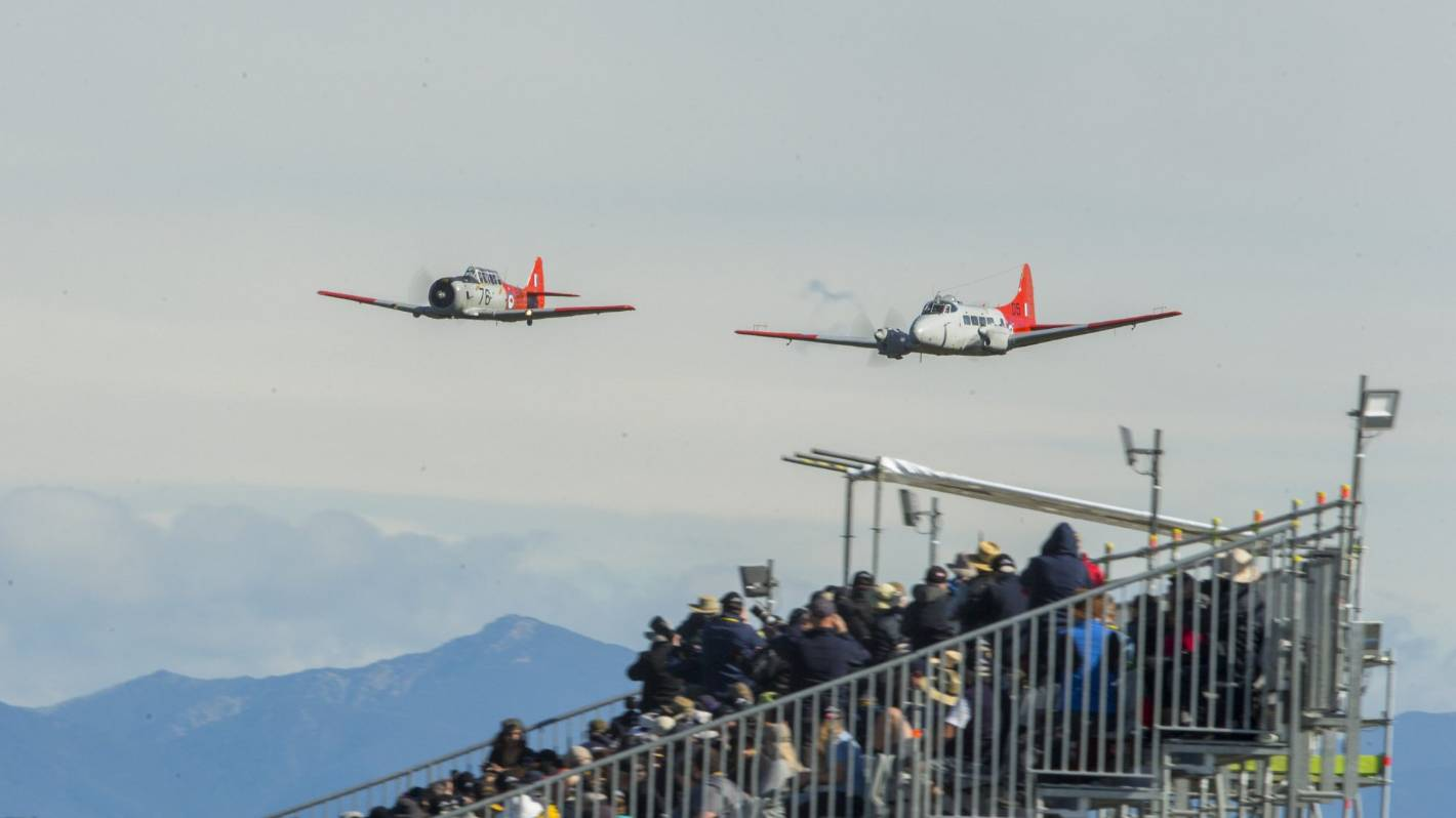 Coronavirus: 'Uncertainty' pushes Classic Fighters Airshow back five months