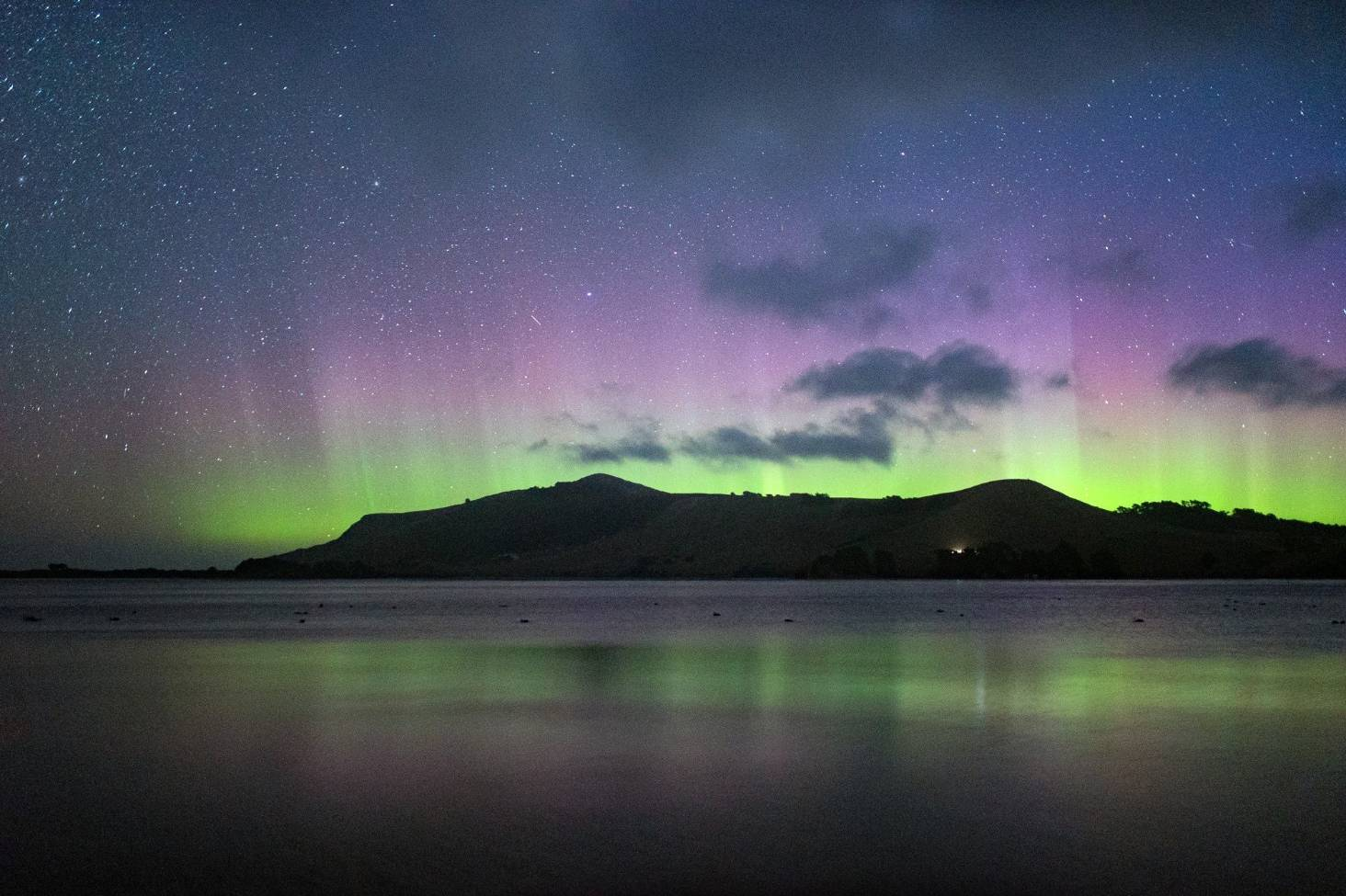 Aurora Christmas Lights 2021 Southern Lights Displays In 2021 Set To Be Best In Years Stuff Co Nz