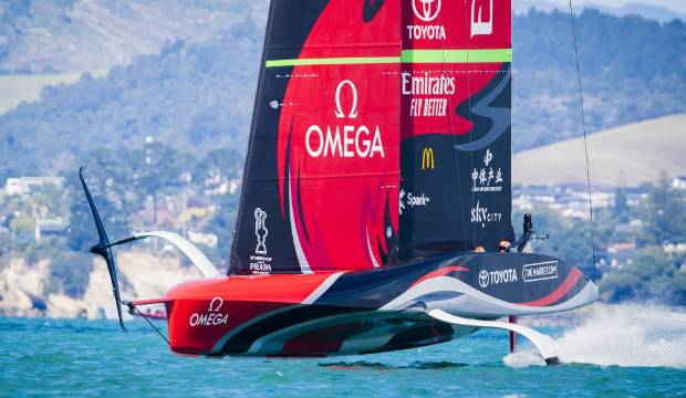 America's Cup: Team NZ's champion boat already a design dinosaur