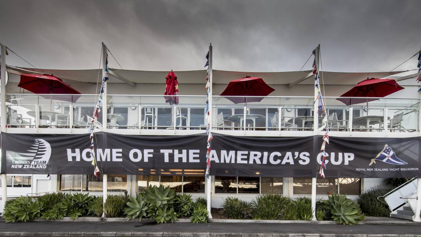 America's Cup: Royal New Zealand Yacht Squadron joins outrage as Mark Dunphy deal turns sour