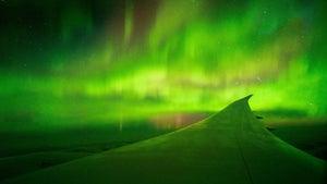 Onboard Air NZ's new aurora hunter