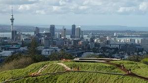Welcome to New Zealand's city of volcanoes