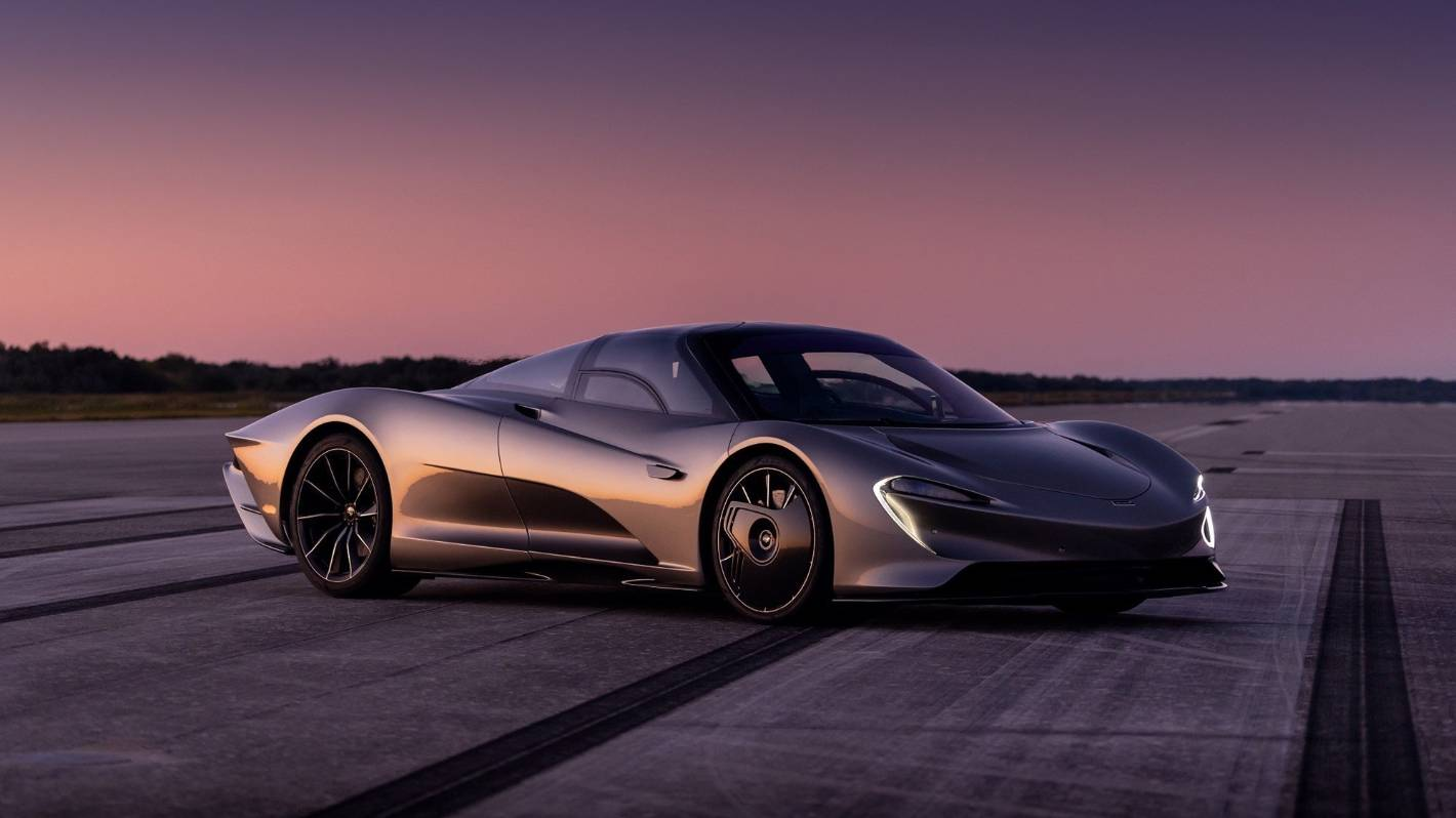 Giltrap set to share the supercar love with Starship