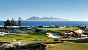Three of the best golf courses