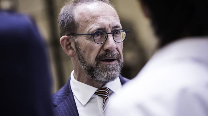 Minister Responsible for Pike River Re-entry Andrew Little said the Government was not willing to consider doing a risk assessment and cost analysis of recovering evidence from the mine's main ventilation fan.