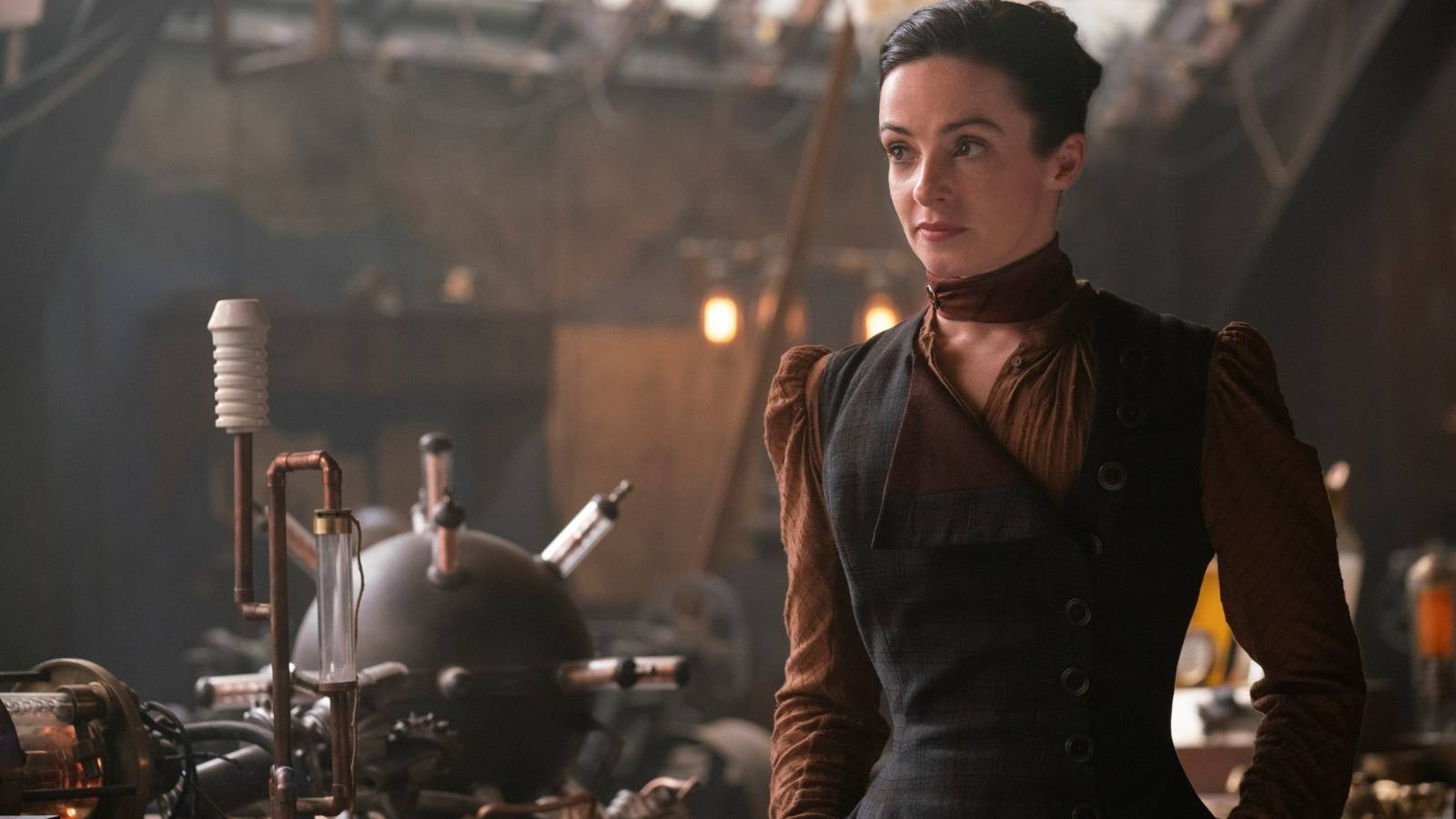 Neon's female-led sci-fi fantasy The Nevers shows plenty of promise