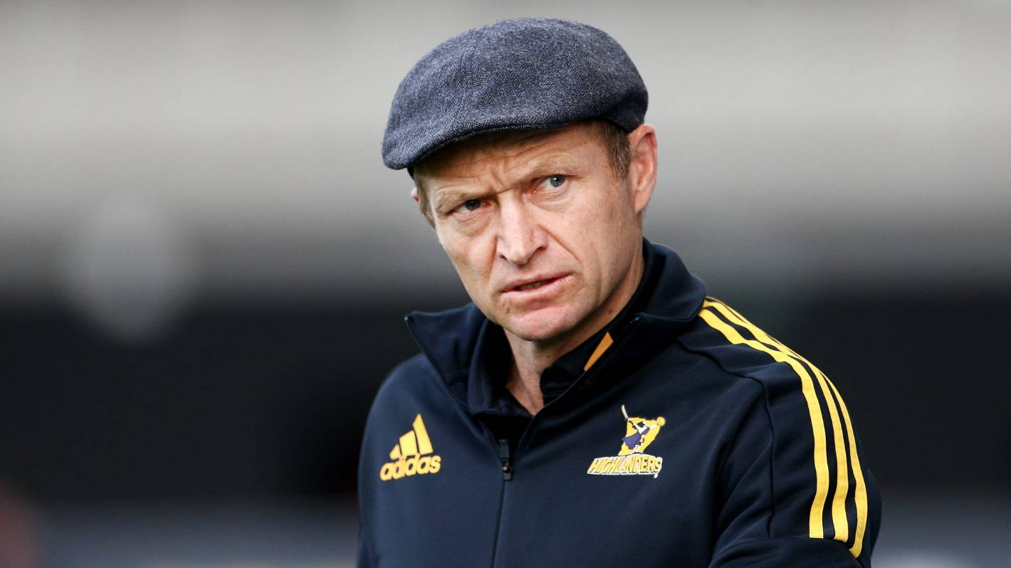 Tony Brown prepared to give up Highlanders head coaching role in 2022 after Japan duty shock