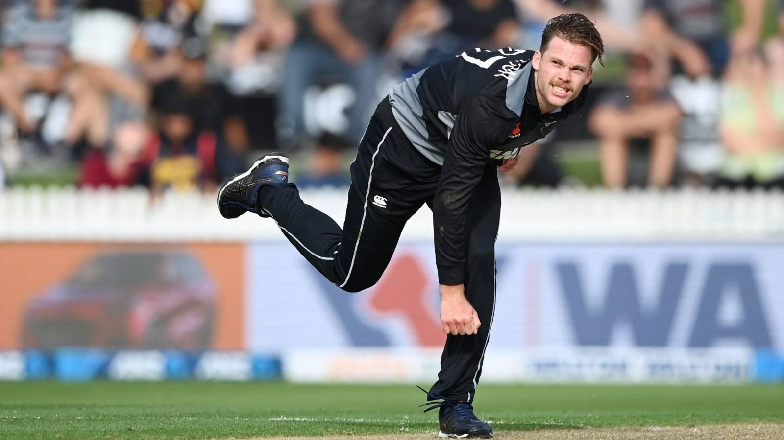Lockie Ferguson out of Twenty20 World Cup with injury