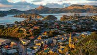 Yo ho, yo ho: A Port Chalmers life for me