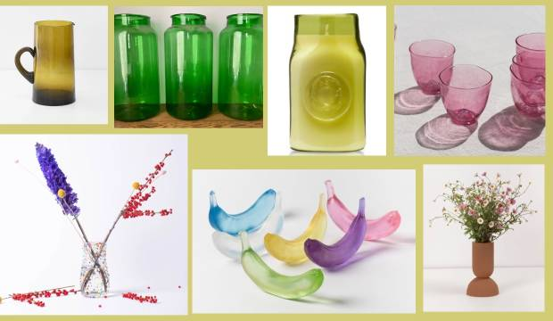 Coloured glass pieces we'd give the green light to
