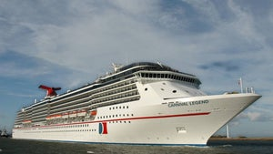 Cruise giant says bookings are surging even with fleet sidelined