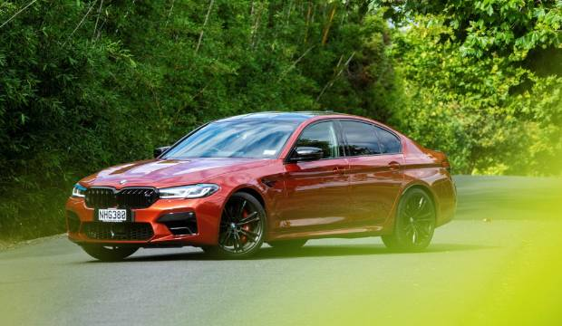 Road test review: BMW M5 Competition