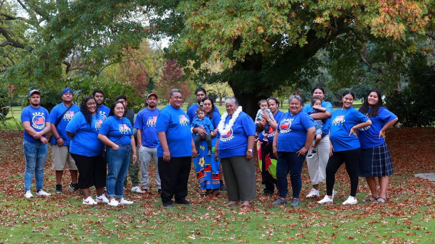 Blenheim Samoan community calls for unity in divided general election