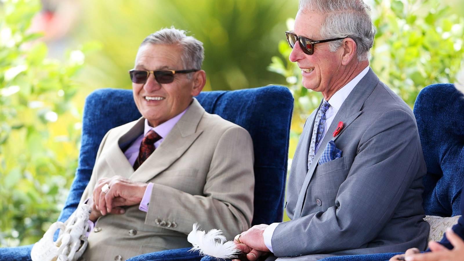 Kiingitanga pays tribute to Prince Philip