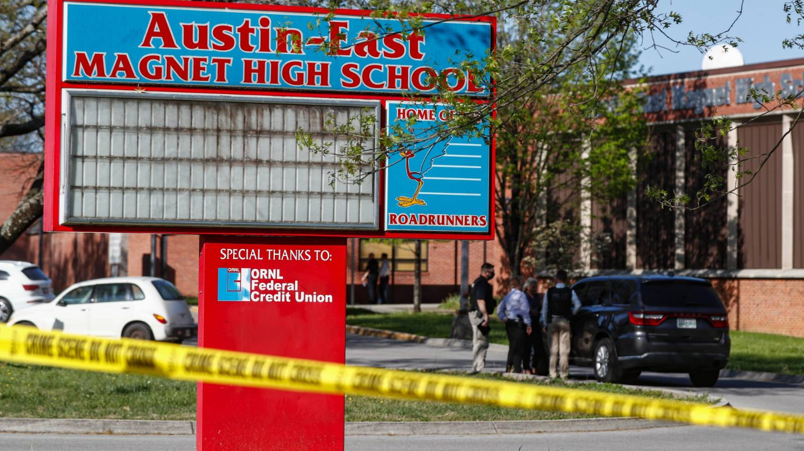 US police shoot dead high school student after he opened fire on advancing officers