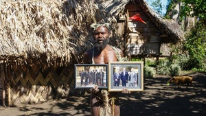 Prince Philip: Vanuatu tribes hold ceremony to remember their 'god'