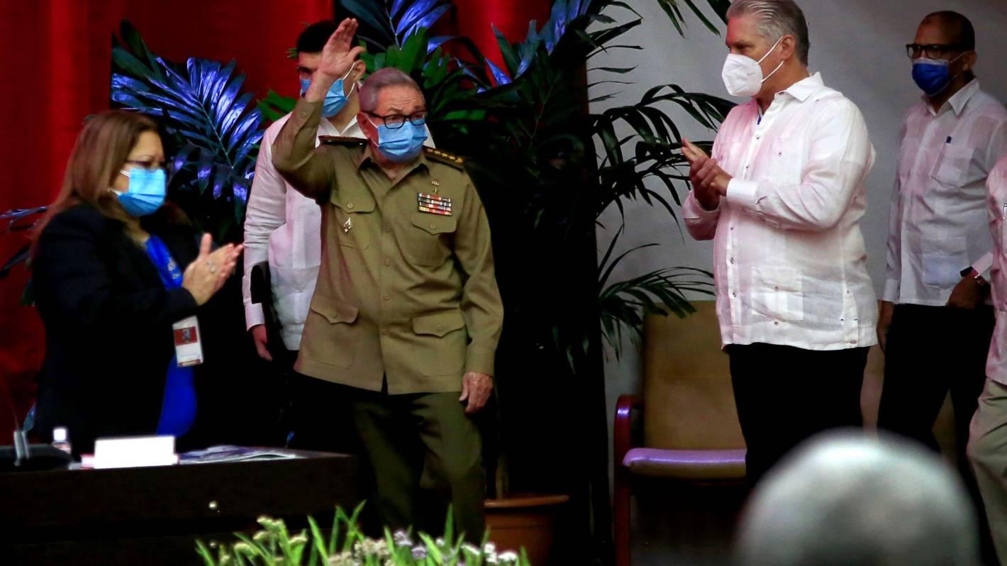 Raul Castro resigns Communist Party leadership, ending long era in Cuba