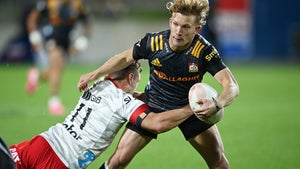 Super Rugby: Clutch Chiefs utility Damian McKenzie shoots to MVP frontrunner