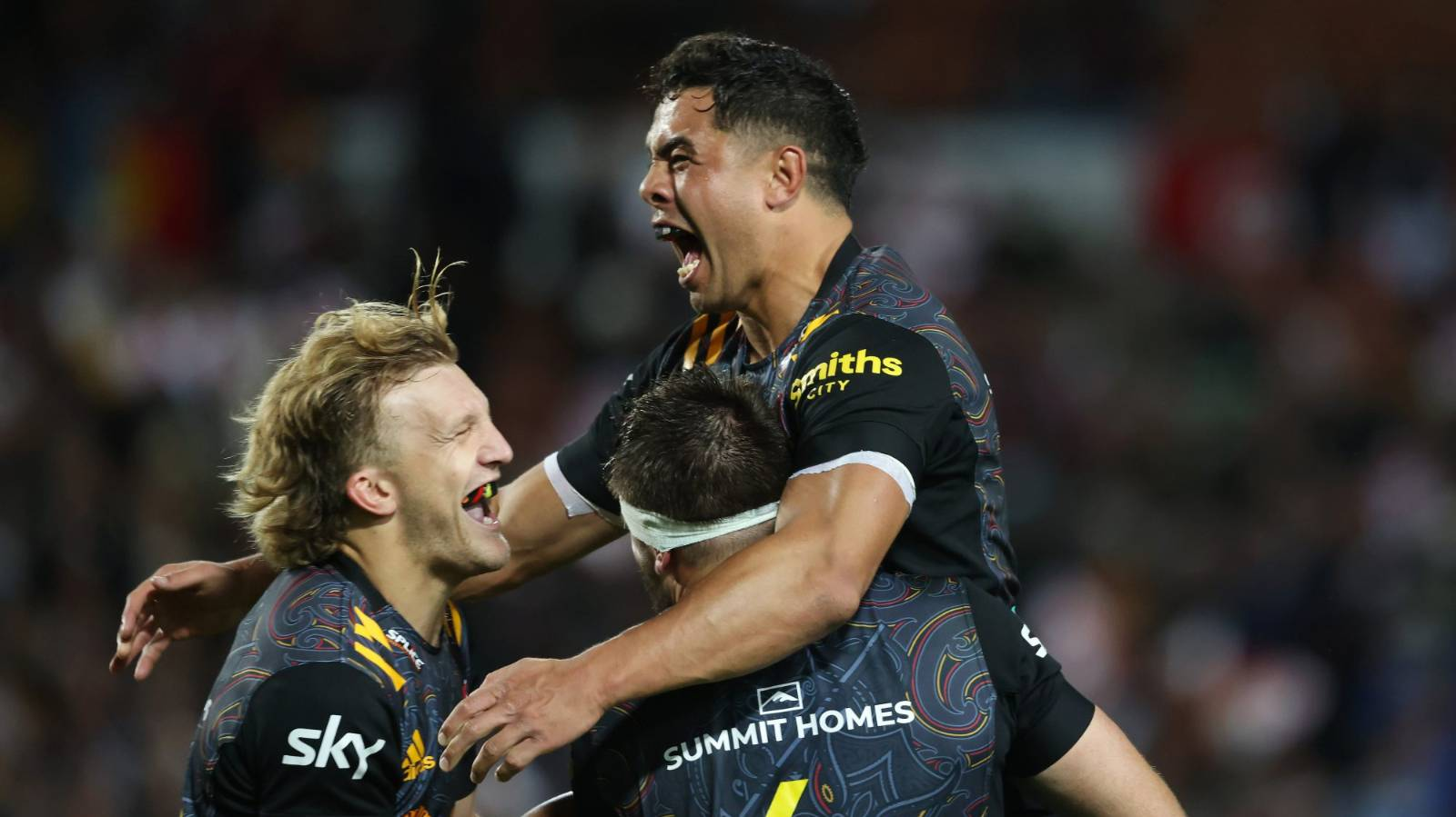Chiefs revival shows it's people, not money, that will save sport