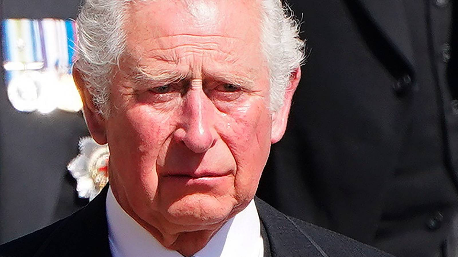 Charles' last words with Prince Philip