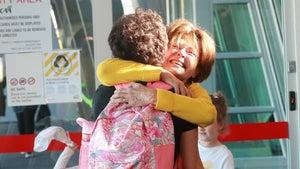 Tears of joy as first trans-Tasman bubble flyers reach Marlborough