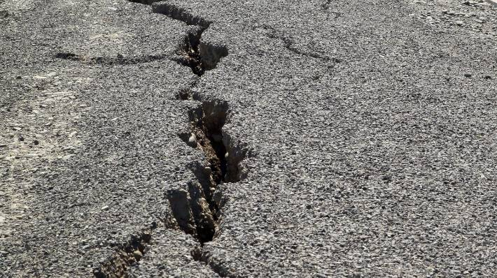 A 3.1 magnitude earthquake hit Christchurch on Wednesday. (File photo).