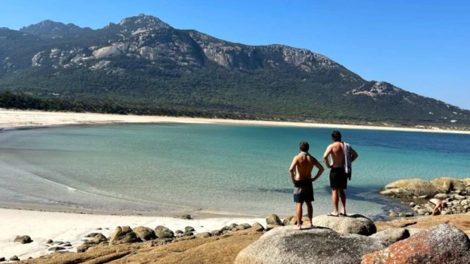 These mates paddled 332km, what they found was spectacular