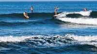 Three of the best surfing beaches