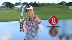Swing coach's heartfelt tribute to Lydia Ko after career 'crossroads'