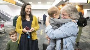 Trans-Tasman bubble: Families, friends continue to reunite in Wellington