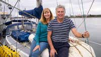 Riverton couple return from sailing around the world