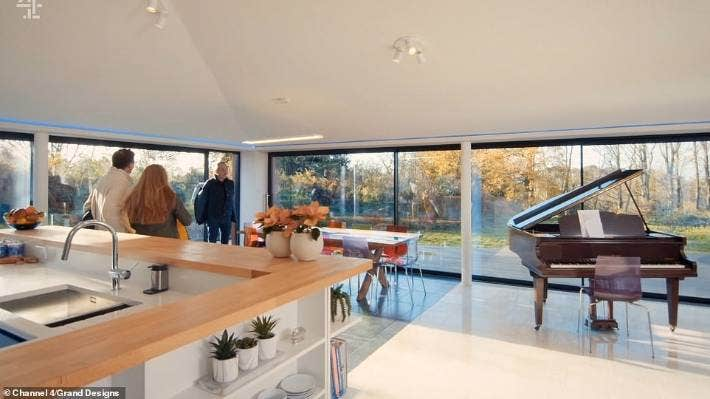 Grand Designs Uk What S The Real Cost, Grand Designs By Standard Furniture