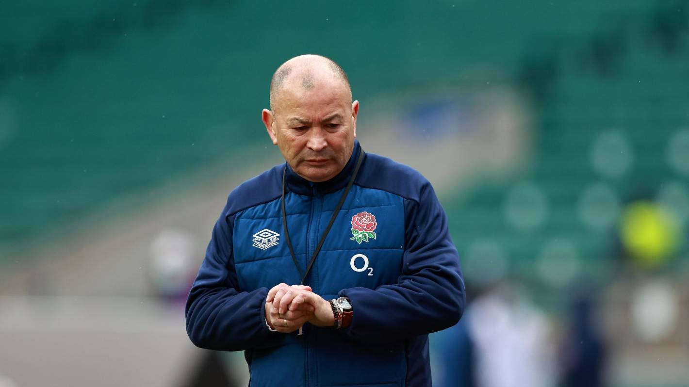 Eddie Jones 'in last chapter' as England coach after firing warning to senior players