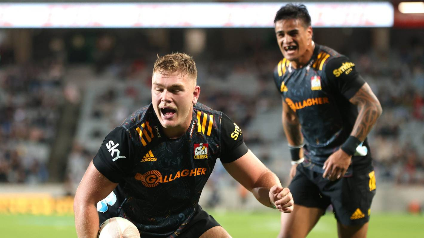 Super Rugby Aotearoa: Clayton McMillan to take Chiefs into final high on  confidence | Stuff.co.nz