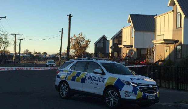 Serious injuries after shooting in Christchurch