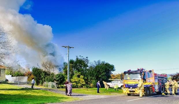 Woman's death Waihī house fire a 'devastating loss' for neighbourhood