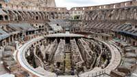'Maximus viewus': See Rome's Colosseum like a gladiator