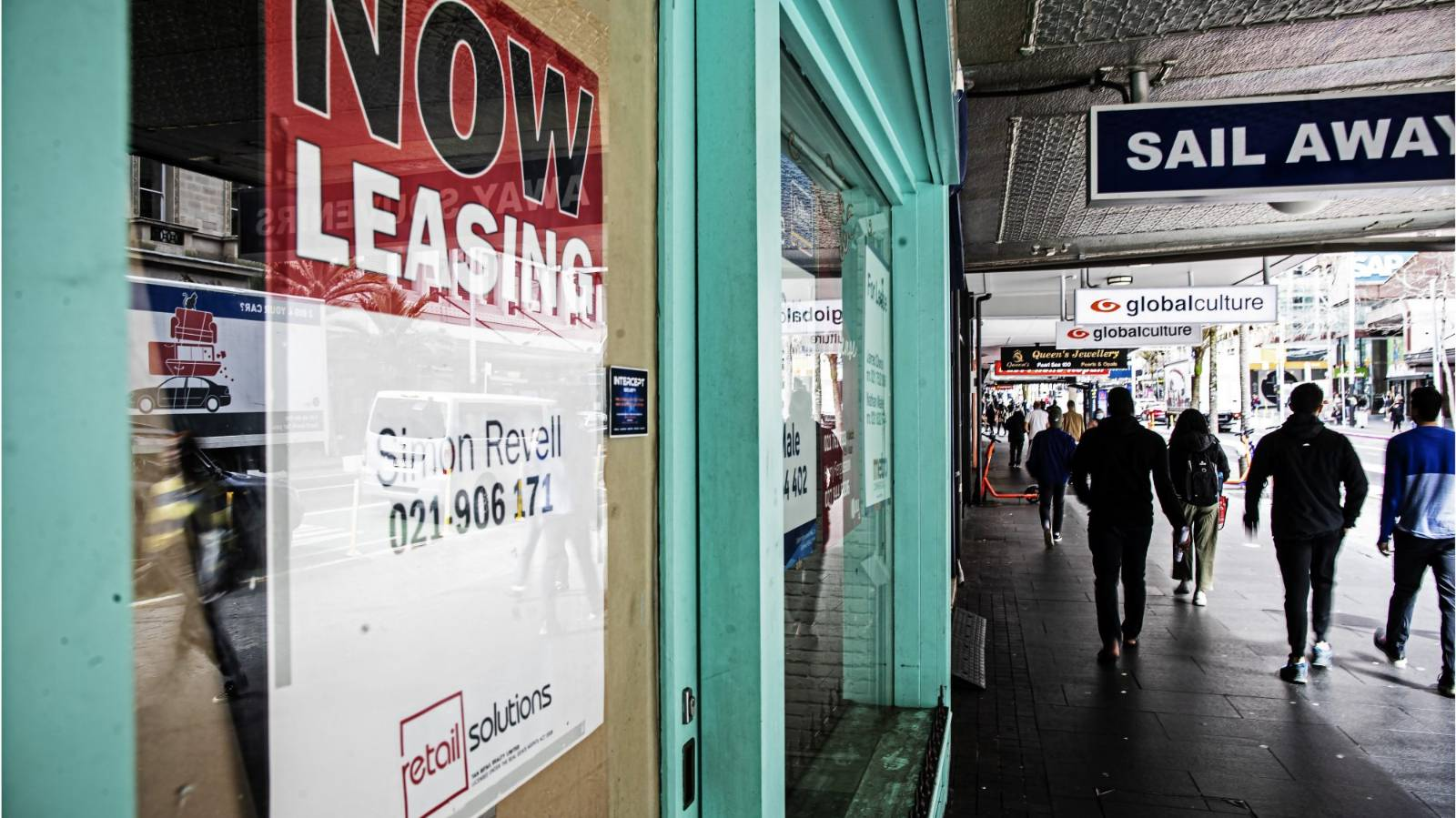 Congestion and quiet city centre threaten Auckland recovery