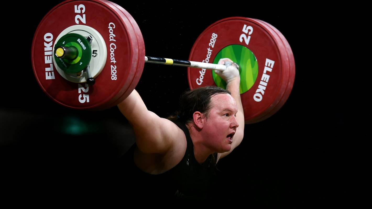 Call for two gold medals to be awarded should Laurel Hubbard win in Tokyo - Stuff.co.nz