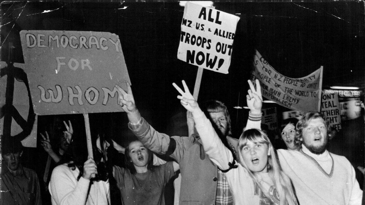 Auckland Vietnam parade: Protesters and veterans still disagree 50 years on