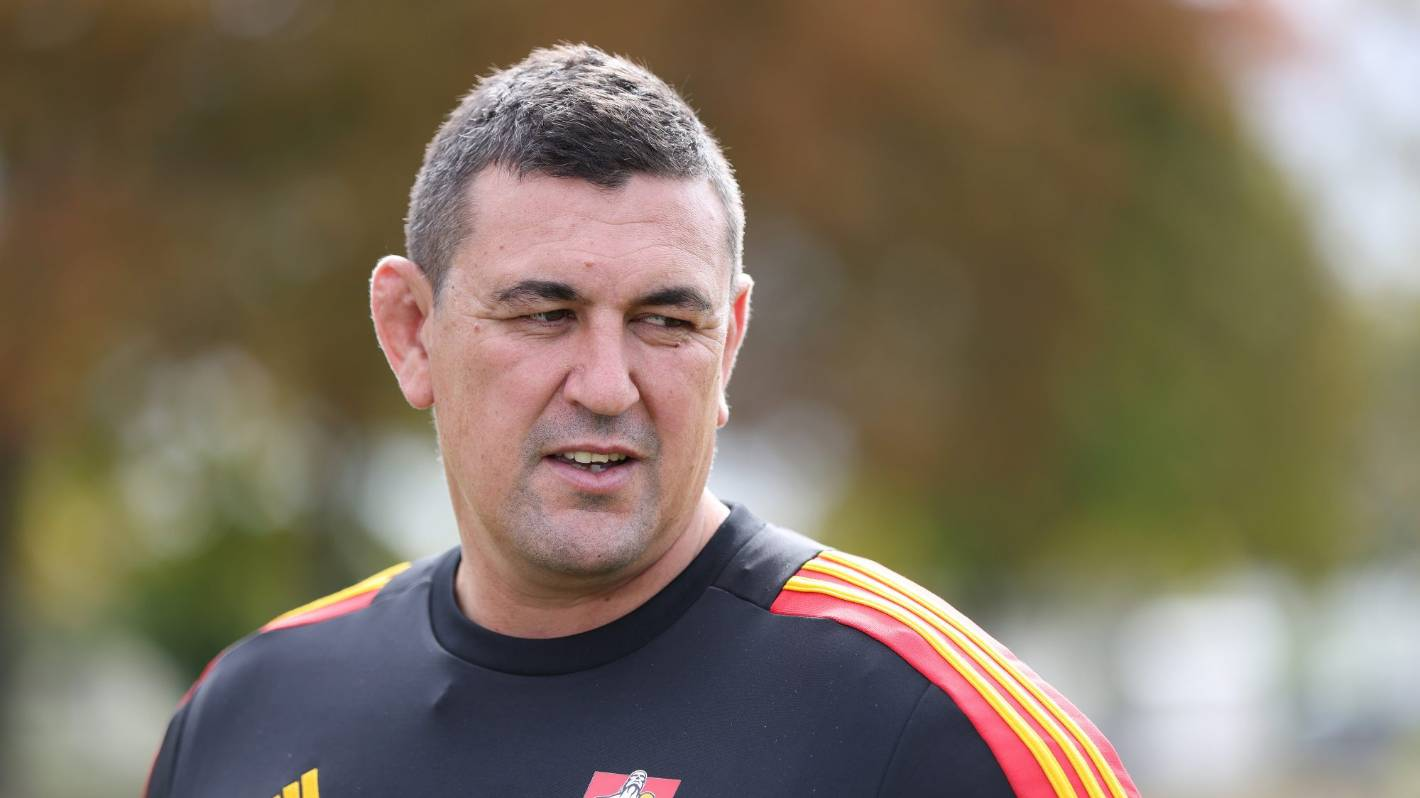 Super Rugby Aotearoa: What next for Clayton McMillan if the Chiefs win the title?