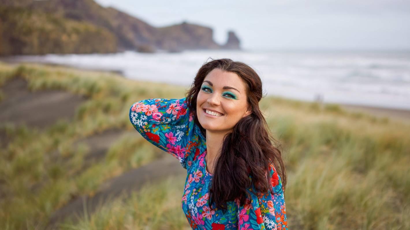 Homecoming concerts for Waikato songstress Anna Hawkins
