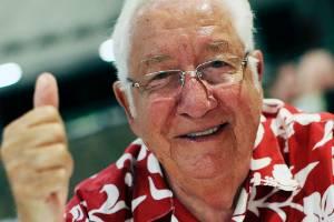 Paul Van Doren, cofounder of the Vans shoe company, has died age 90.