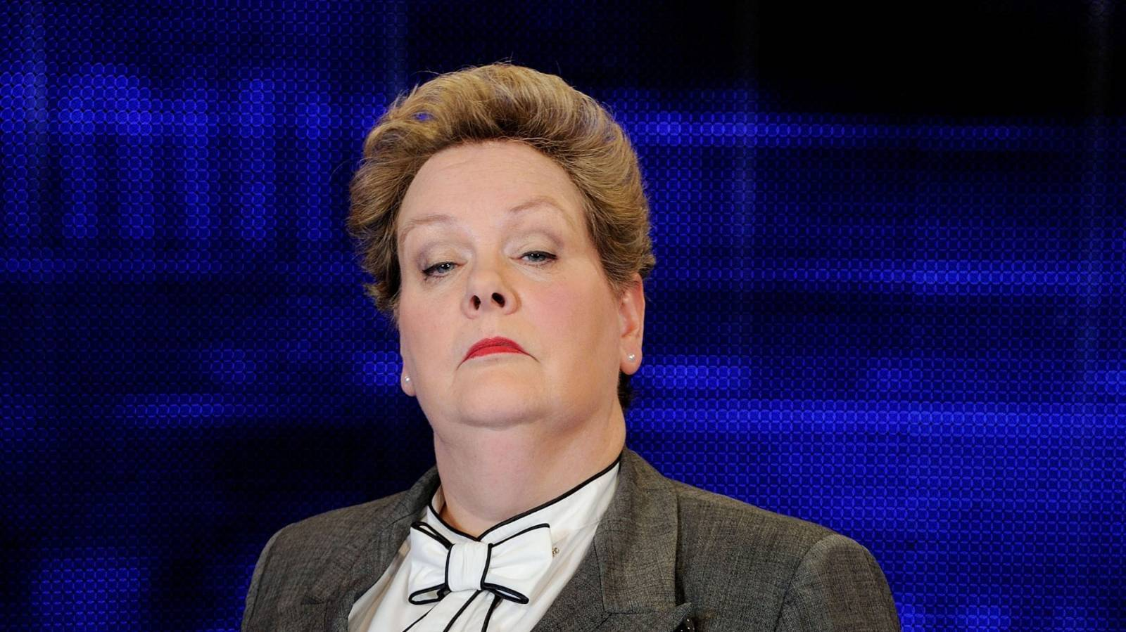 The Chase's Anne Hegerty mobbed by fans in New Zealand