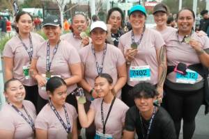 Poor health status for Māori prompts wāhine to run for health awareness