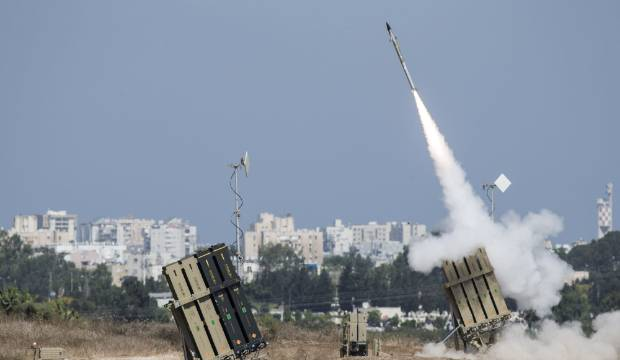 How Hamas pierced Israel's famous Iron Dome shield