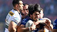Warriors fightback falls short after horror start against Parramatta Eels