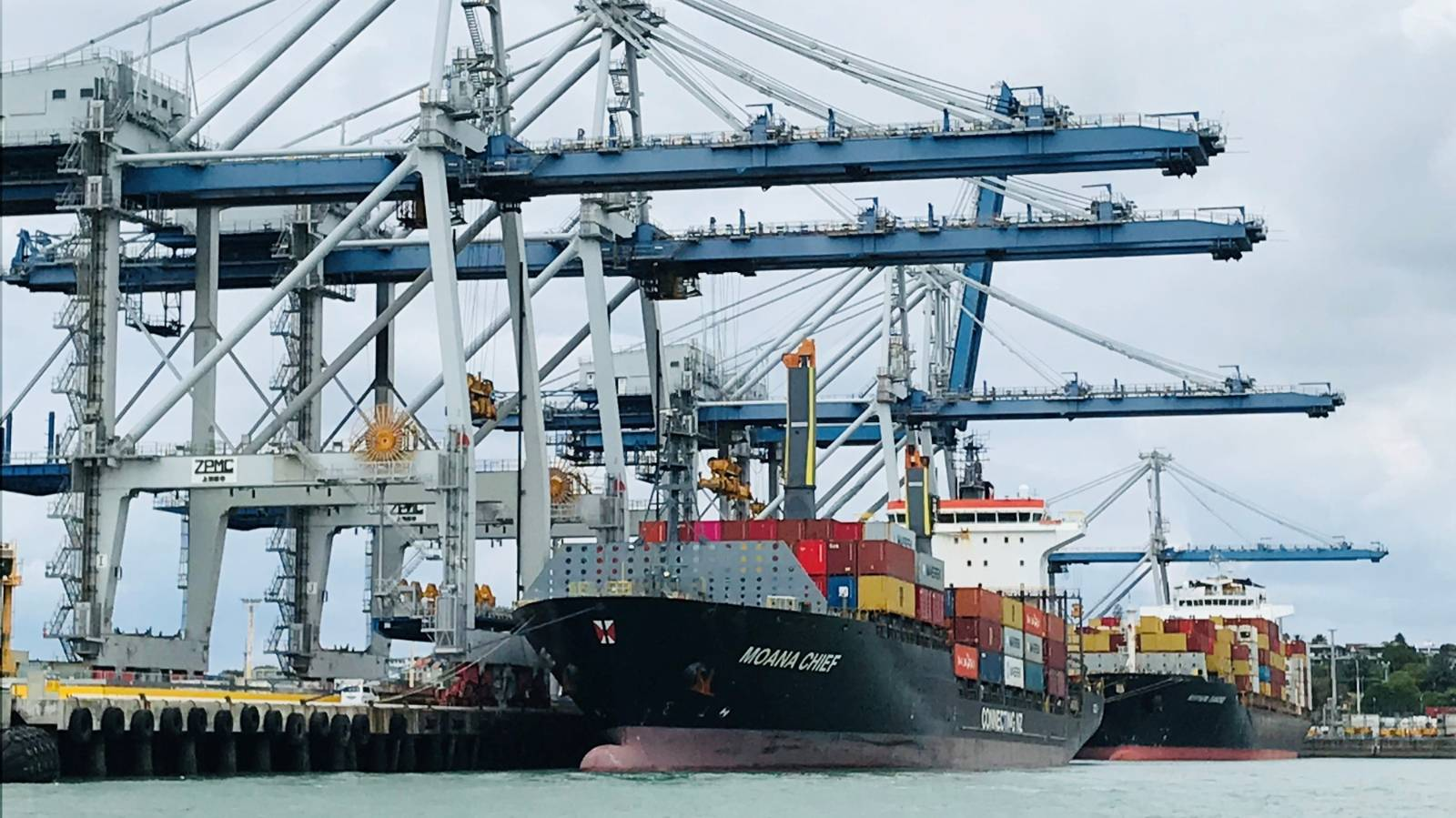 Major shipping issues could get worse