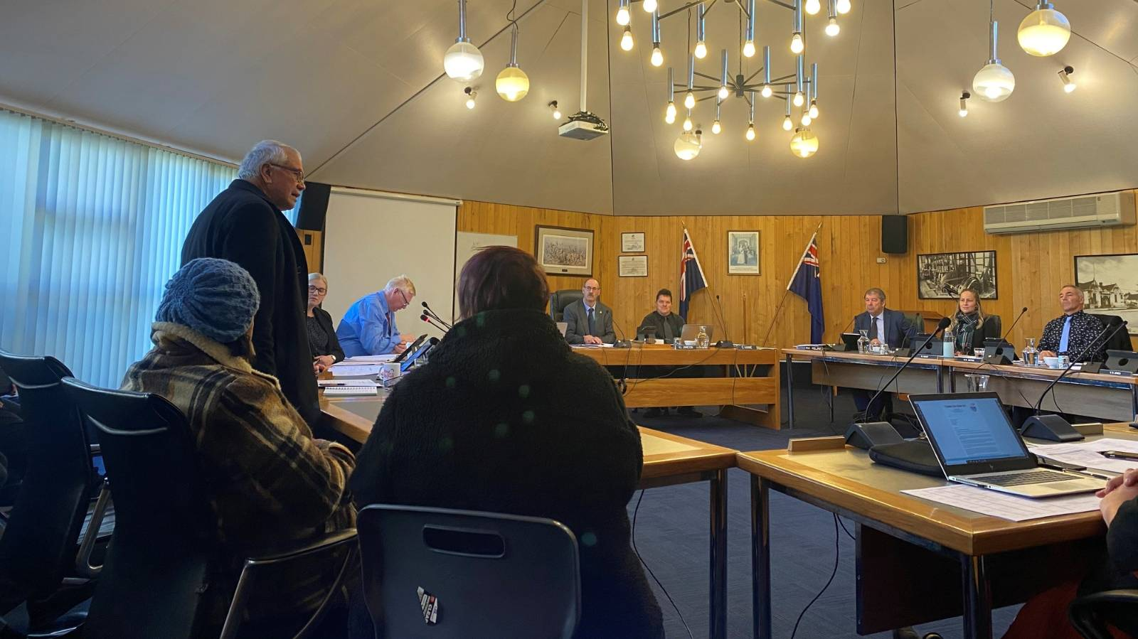 Council 'clearly out of touch', iwi say